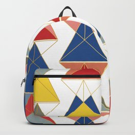 Triangular Affair Backpack