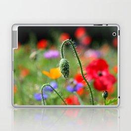 wild poppies Laptop & iPad Skin