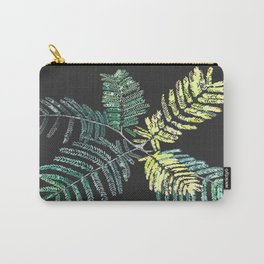 Feathery leaves Carry-All Pouch