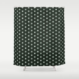 A Little Amish Shower Curtain