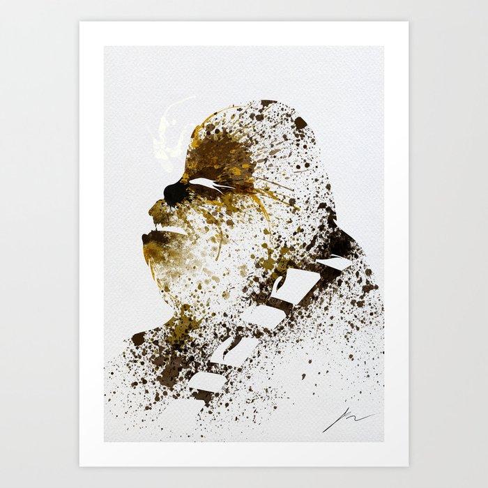 Chewi Art Print
