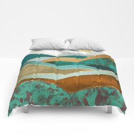 Golden Hills Comforters