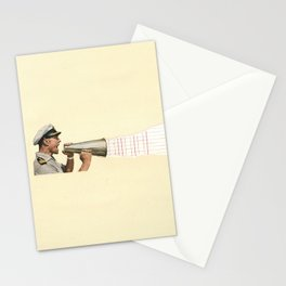 Torn Around - Sailor Stationery Cards