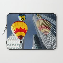 Am I High? no just avoiding traffic and getting out of the city Laptop Sleeve