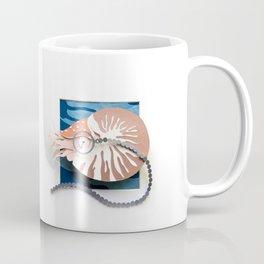 Mrs. Chambered Nautilus Coffee Mug