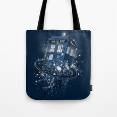 Breaking the Time Tote Bag