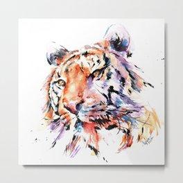 Panthera Tiger II Metal Print