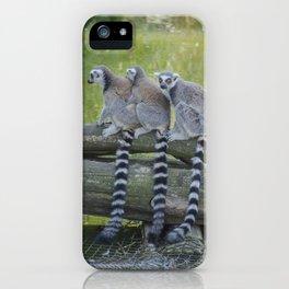 Oposumm iPhone Case