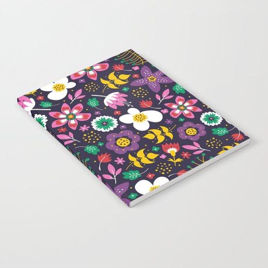 Sweet Viola Notebook