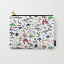 Under the Sea Alphabet Carry-All Pouch