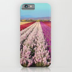 Flower Field Slim Case iPhone 6s