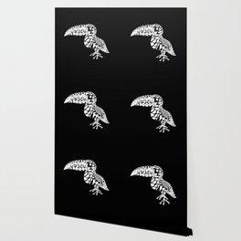 Toucan Le Bird Ecopop Wallpaper
