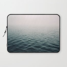 Lost In The Fog Laptop Sleeve