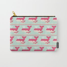 Triangwhales Carry-All Pouch