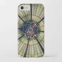 kaleidoscope iPhone & iPod Cases featuring Kaleidoscope   by Laura George