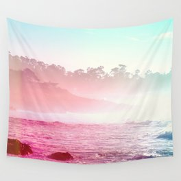 Summer on the Coast Wall Tapestry