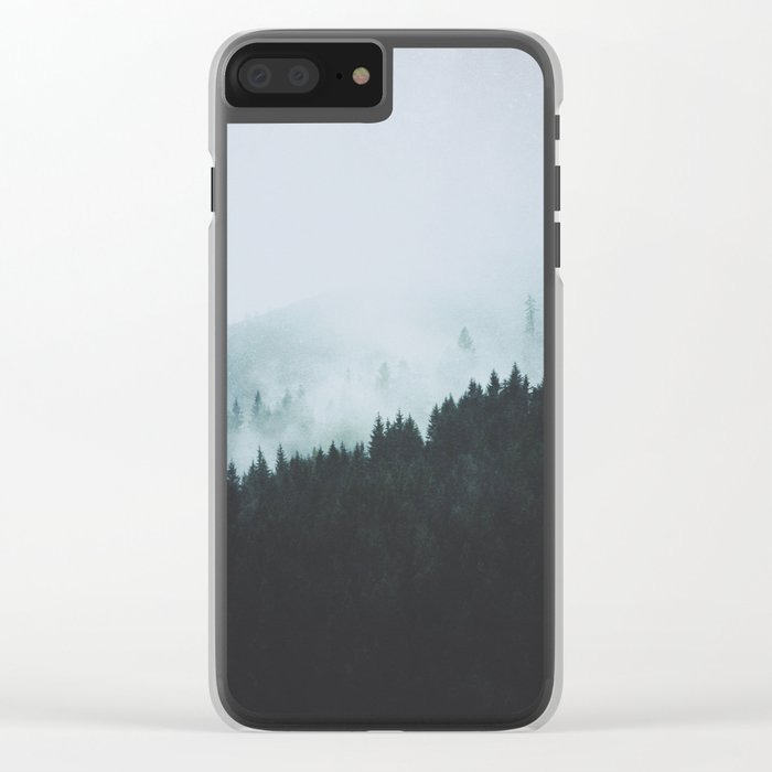 I'm not jealous of the sun Clear iPhone Case