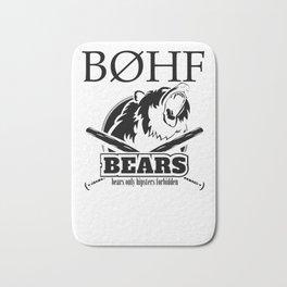 bears II Bath Mat