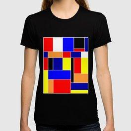 Mondrian #48 T-shirt