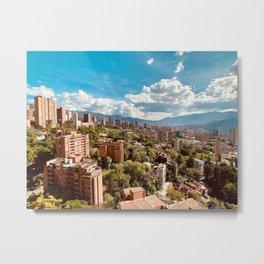 Landscape Photography by Daniel Vargas Metal Print
