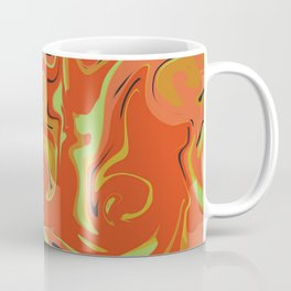 Papaya Juice Coffee Mug