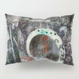 Graffiti - the Boiler Pillow Sham