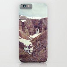 backyard waterfall Slim Case iPhone 6s