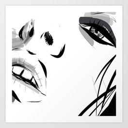 Lulù Art Print