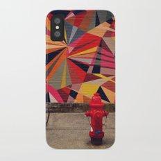 Urban Color Slim Case iPhone X