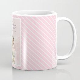 Mansfield Park - Run mad as often as you choose, but do not faint Coffee Mug