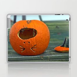 Humpty Pumpkin Laptop & iPad Skin