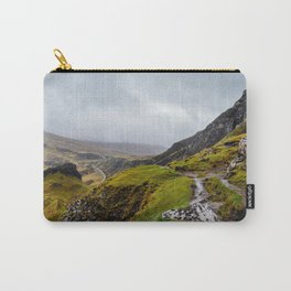 The Quirang, Isle of Skye, Scotland Carry-All Pouch