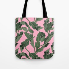 Tropical '17 - Forest [Banana Leaves] Tote Bag