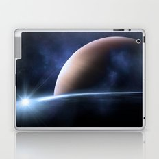 Blue Space Laptop & iPad Skin