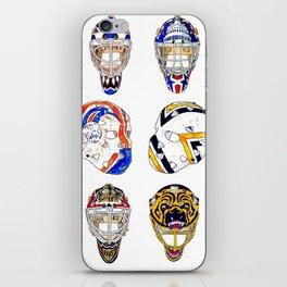 12 Masks iPhone Skin