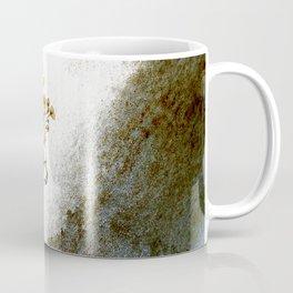 Letter A Monogram Watercolors Coffee Mug