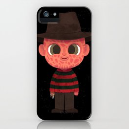 Creepy Cuties - Fred iPhone Case