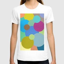 Circles of life T-shirt