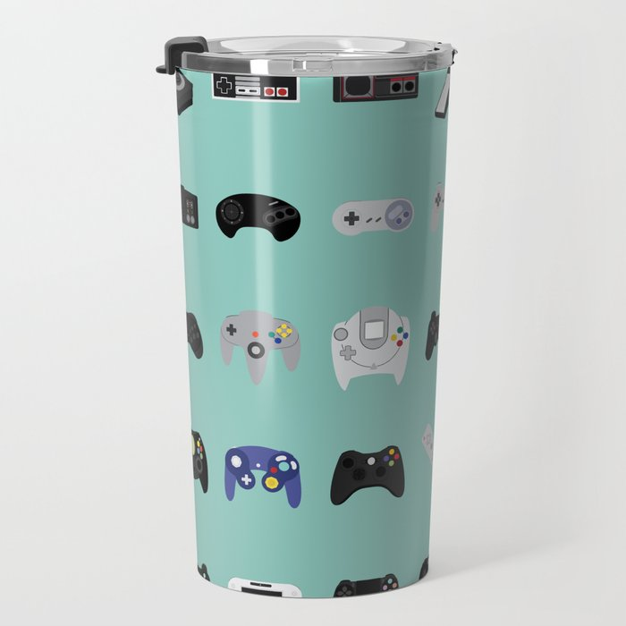 Console Evolution Travel Mug