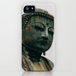 Great Buddha in Kamakura iPhone Case