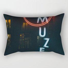 Museum of Modern Art, Warsaw Rectangular Pillow