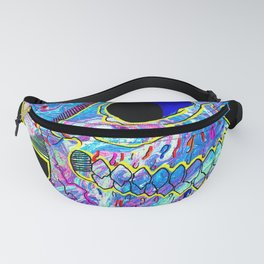 CANDY SKULL Fanny Pack