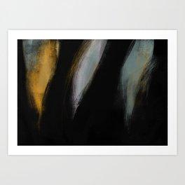 Morceaux/Pieces 7 Art Print