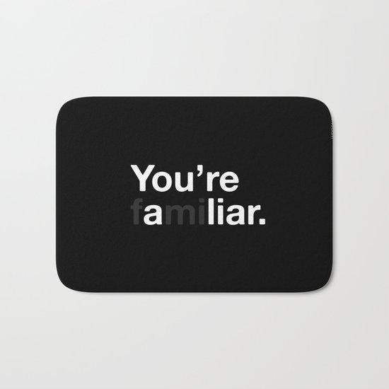 Liar Bath Mat