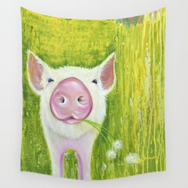 Piggy Wall Tapestry