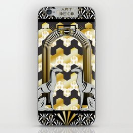Art Deco iPhone Skin