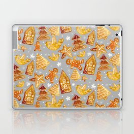 gingerbread delight Laptop & iPad Skin