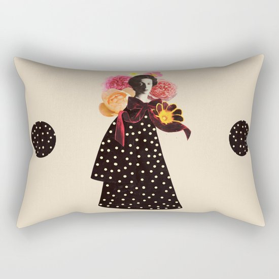 a rose by any other name Rectangular Pillow