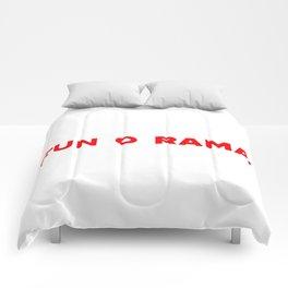 FUN O RAMA Comforters