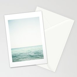 Blue French Sea Stationery Cards